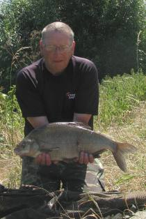 2018-07-02 Steve - Bream 5lb 3oz