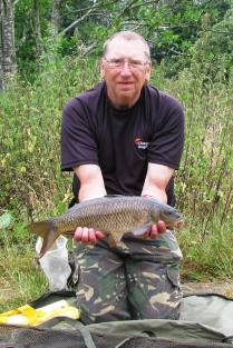 3lb 2oz Common Carp