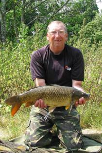 8lb 9oz Common Carp
