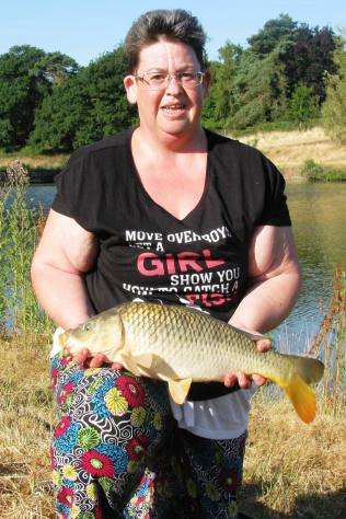 Liz - 5lb 7oz Common Carp