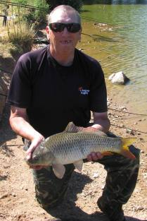 4lb 15oz Common Carp