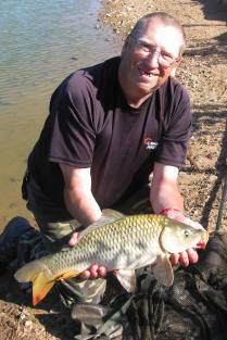 4lb 9oz Common Carp