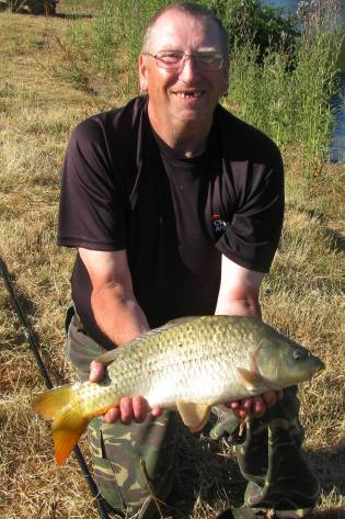 Steve - 5lb 6oz Common Carp