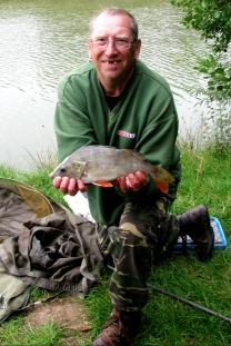 Steve - 1lb 6oz Perch