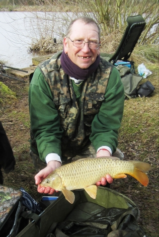 Steve - 4lb 2oz Common Carp