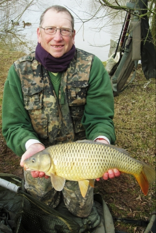 Steve - 6lb 5oz Common Carp