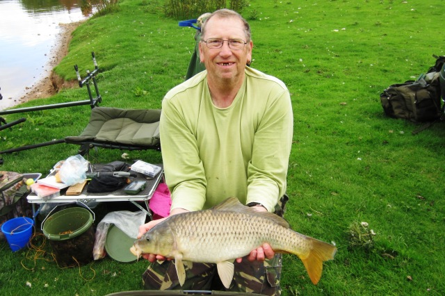 2019-06-30 Steve - 6lb 13oz Common Carp