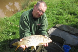 5lb 0oz Common Carp