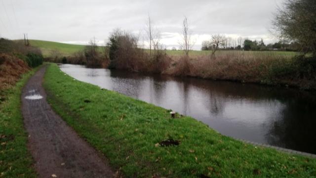 2020-01-11 Staffs-Worcs Canal, Marsh Lock, Swindon