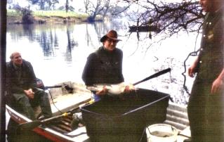 Patshull Pike, 1980's, 17lb