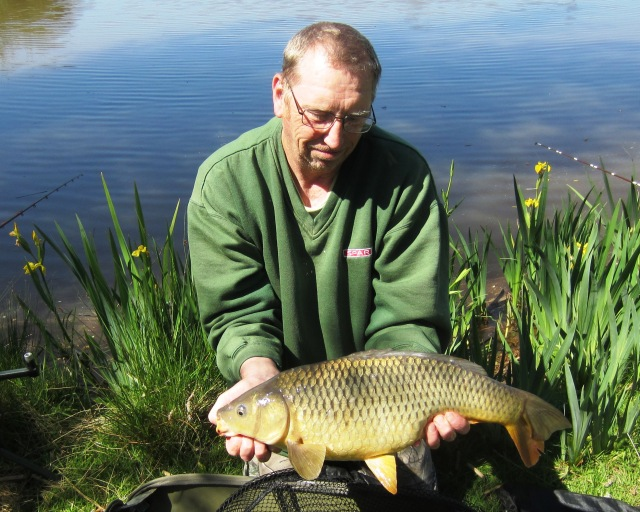 2020-05-25 Steve - 7lb 7oz Common Carp 04