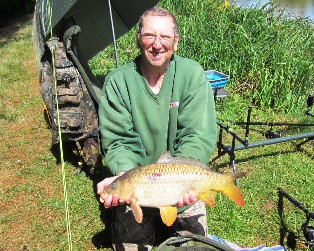2020-06-05 Steve - 6lb 10oz Common Carp