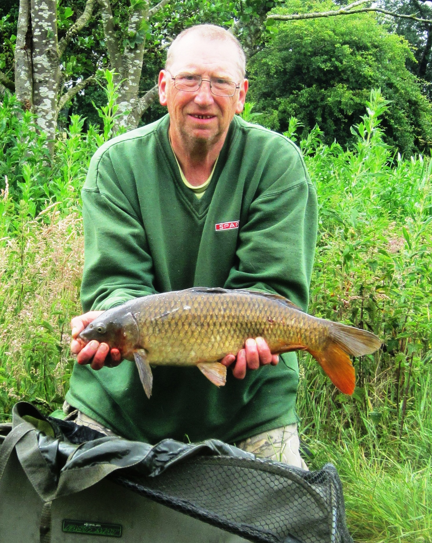 2020-06-19 Steve - Common Carp 5lb 7oz