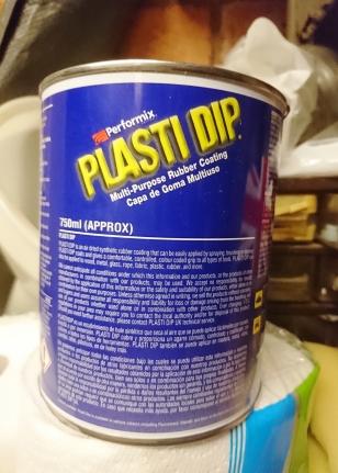 Plasti Dip (Tin)