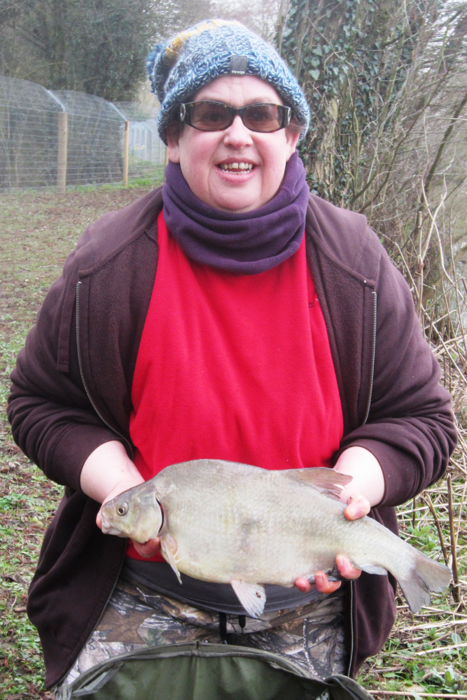 2021-03-22 Liz - Bream 3lb 7oz (PB) 03